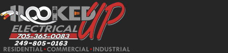 Electrical Contractors Timmins - Lamping Logo